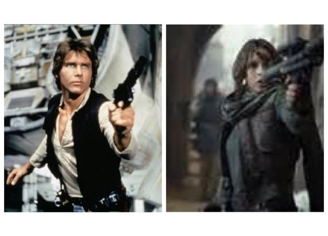 Jyn Erso: The New Han Solo?