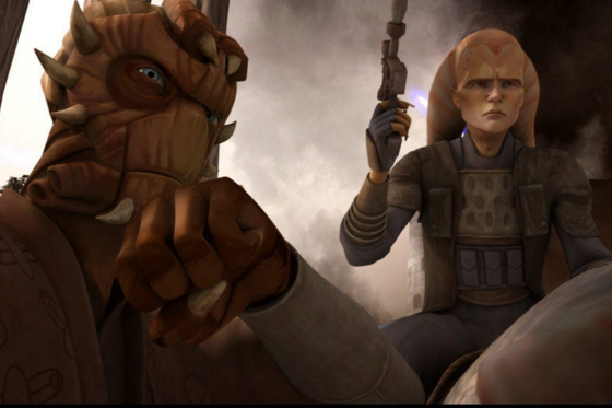 """Coffee and The Clone Wars 5: """"Supply Lines"""" (3:3)"""