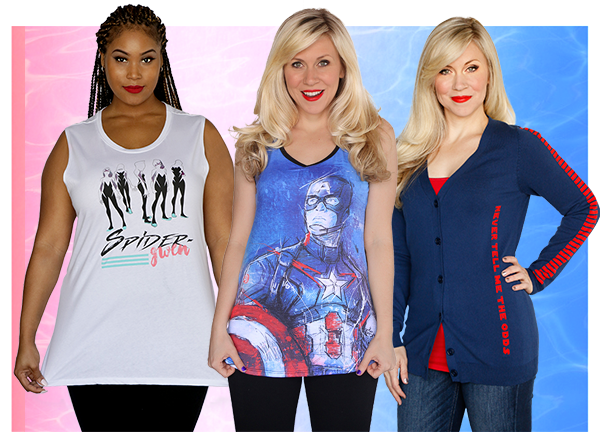 Don't Miss the Big Memorial Day Sale at Her Universe!