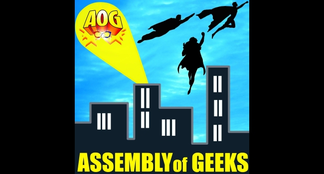 CWK's Dan Z is the Guest on an All-New Assembly of Geeks