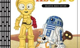 Book Review: Star Wars ABC-3PO Alphabet Book