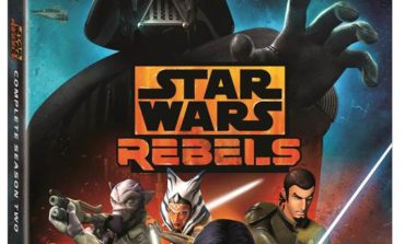 Star Wars Rebels: Complete Season Two on Blu-ray and DVD August 30!