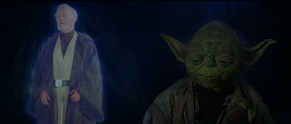 Why Don't Yoda and Obi-Wan Keep Luke on Dagobah?