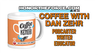 CWK's Dan Z Talks to Honor The Force About Star Wars, Podcasting, and More!