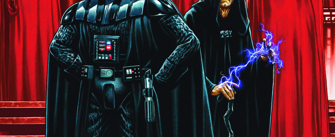 Star Wars Comics | Prepare For the Epic Finale With New Printings of DARTH VADER #20 – #23!