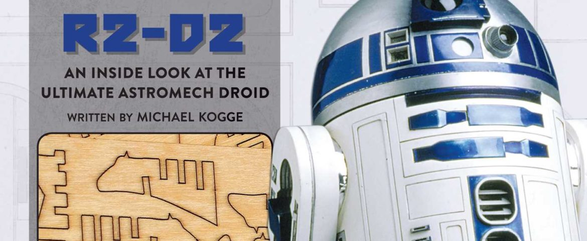 Book Review — IncrediBuilds: Star Wars: R2-D2 Deluxe Book and Model Set