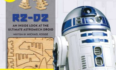 Book Review -- IncrediBuilds: Star Wars: R2-D2 Deluxe Book and Model Set