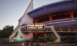 A Closer Look at the Disneyland Star Wars Launch Bay