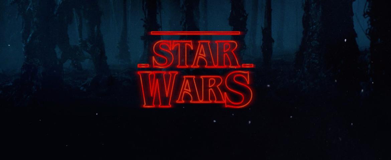 Stranger Star Wars Things
