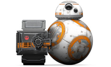 Control BB-8 with the Force. The Force Band is Available Now!