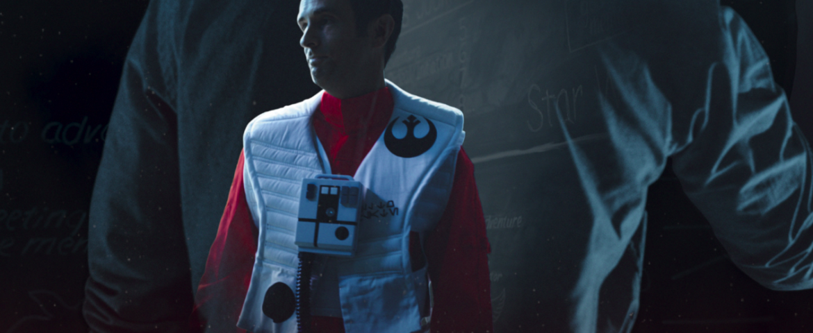 Share The Force: The Target Rogue One Commercial, featuring Dan Z., is here!