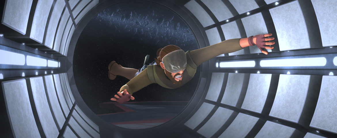 """Star Wars Rebels: Rebels Recon for """"Holocrons of Fate"""""""