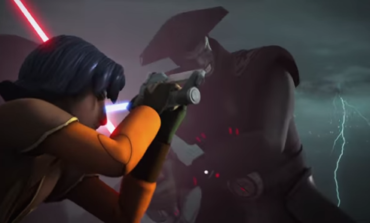 New Clip from Star Wars Rebels Season Two on Blu-ray and DVD - Available Now!