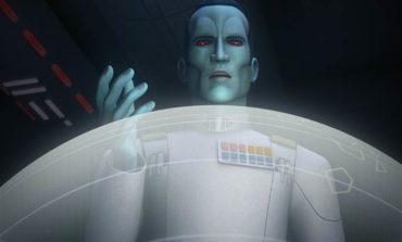 New Star Wars Rebels Season 3 Preview - Enter Thrawn!