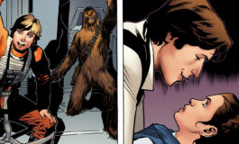 The Latest Comic Book Galaxy by CWK's Dan Z Looks at Star Wars #23