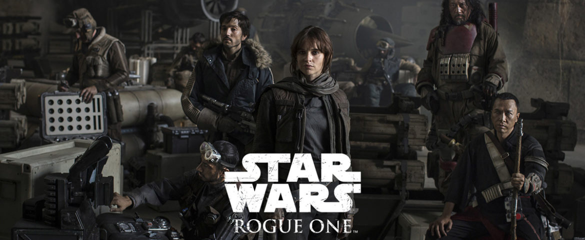 #GoRogue with Rogue One Pre-orders at Sideshow!