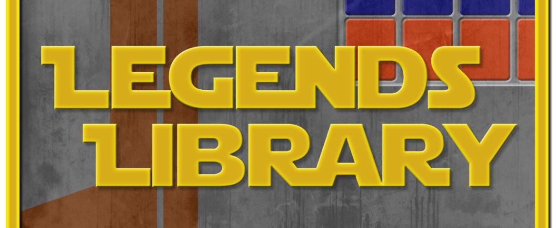 Legends Library: Annihilation by Drew Karpyshyn