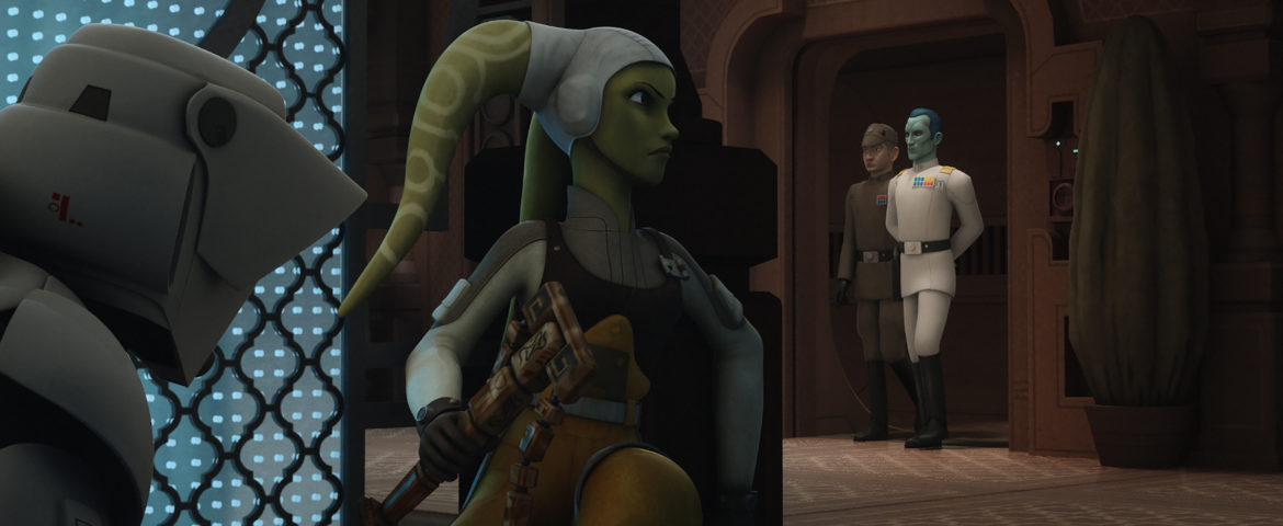 "Rebels Reactions: ""Hera's Heroes"""