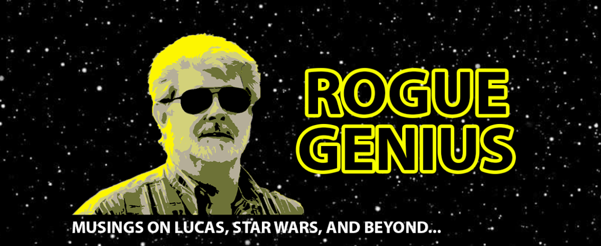 Book Review: Rogue Genius: The Legacy of George Lucas