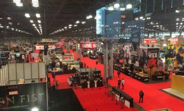New York Comic Con 2016 Recap