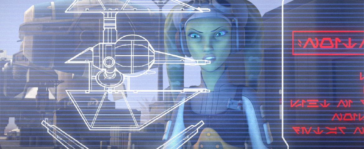"Star Wars Rebels: New Video and Images Available for ""An Inside Man"""