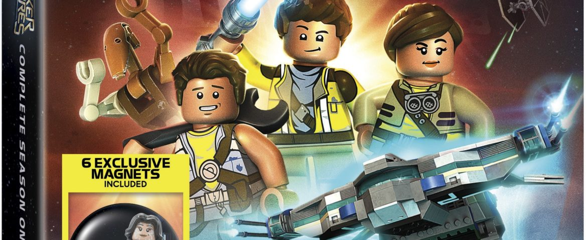 LEGO STAR WARS: The Freemaker Adventures Complete Season One Coming to DVD/Blu-Ray this December
