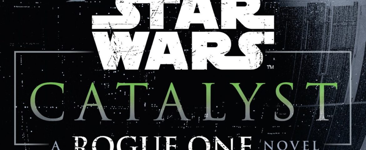 Five Things We Learned About Rogue One from Screenwriter Gary Whitta and Catalyst: A Rogue One Novel