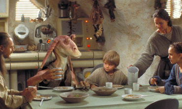 Four Star Wars Characters that I'm Thankful For