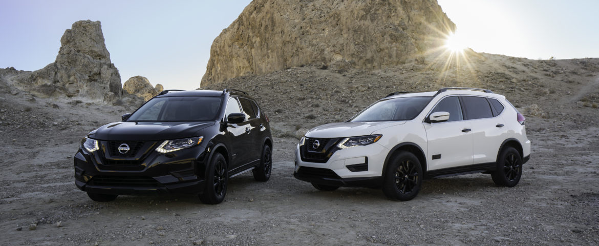 2017 Nissan Rogue: Rogue One Star Wars Limited Edition Review [VIDEO]