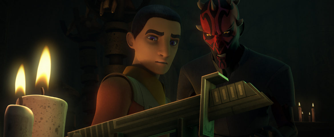 """Star Wars Rebels: New Video and Images Available for """"Visions and Voices"""""""