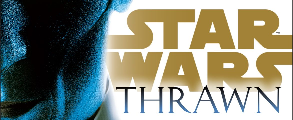 Official Synopsis for Timothy Zahn's 'Thrawn'