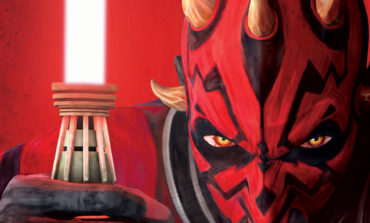 A Sith Unleashed in Your First Look at STAR WARS: DARTH MAUL #1!