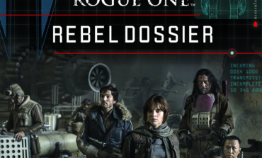 Star Wars Rogue One: Rebel Dossier Book Review