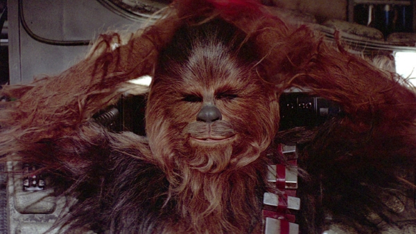 Chewbacca and the Life Debt