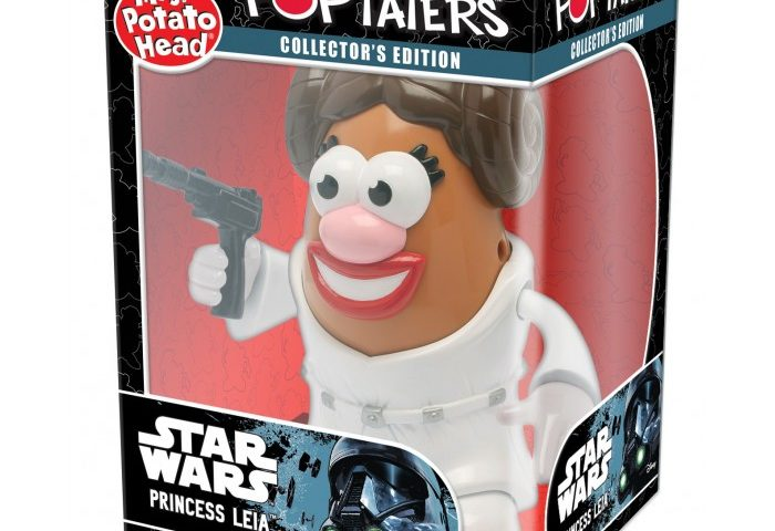 Princess Leia Mrs. Potato Head PopTater Available for Pre-Order