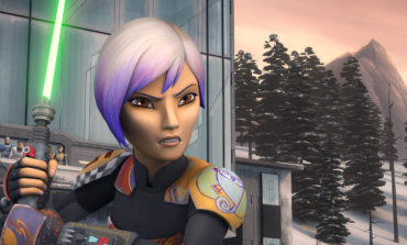 Star Wars Rebels Returns and Sabine's Story Continues - This Saturday!