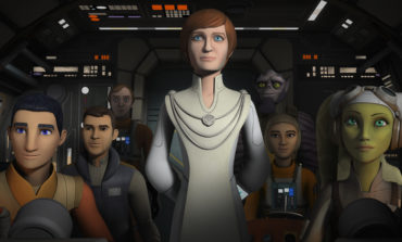"Genevieve O'Reilly Reprises Her Role as Mon Mothma in ""Star Wars Rebels"" this Saturday"
