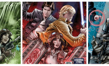 STAR WARS: THE SCREAMING CITADEL – A New Five-Part Crossover Beginning This May