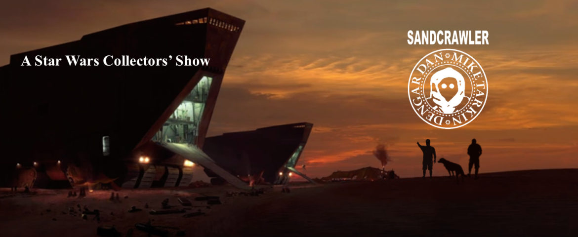 Coffee With Kenobi's Dan Z Guests On The Sandcrawler