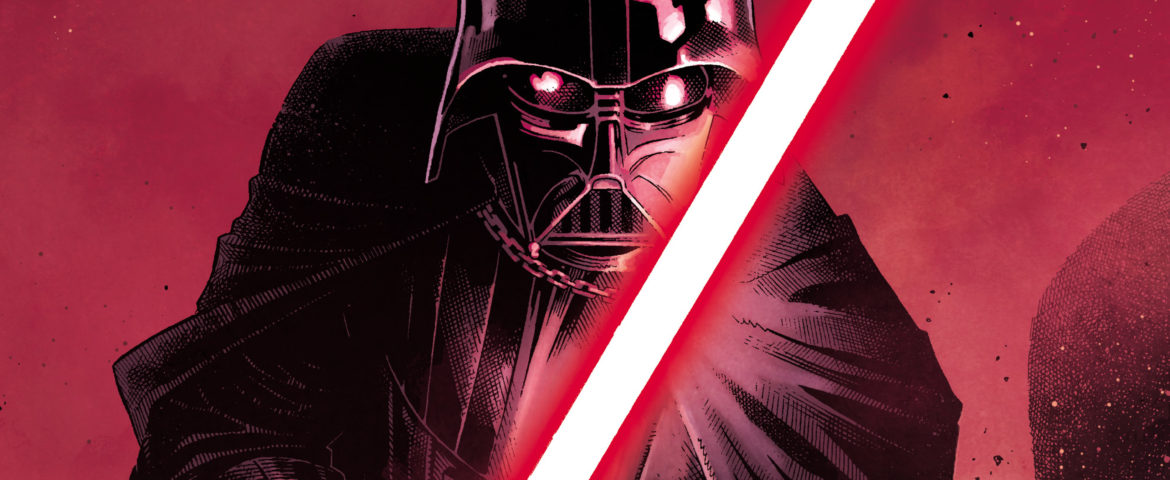 Witness The Rise Of A Dark Lord In DARTH VADER #1 – Coming in June!