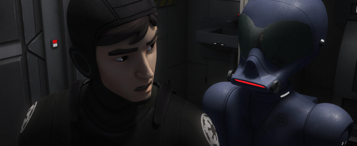 "Star Wars Rebels | Rebels Recon for ""Double Agent Droid"""