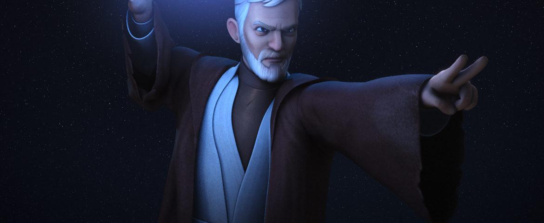 "Obi-Wan Kenobi and Maul Meet Again in ""Star Wars Rebels"""