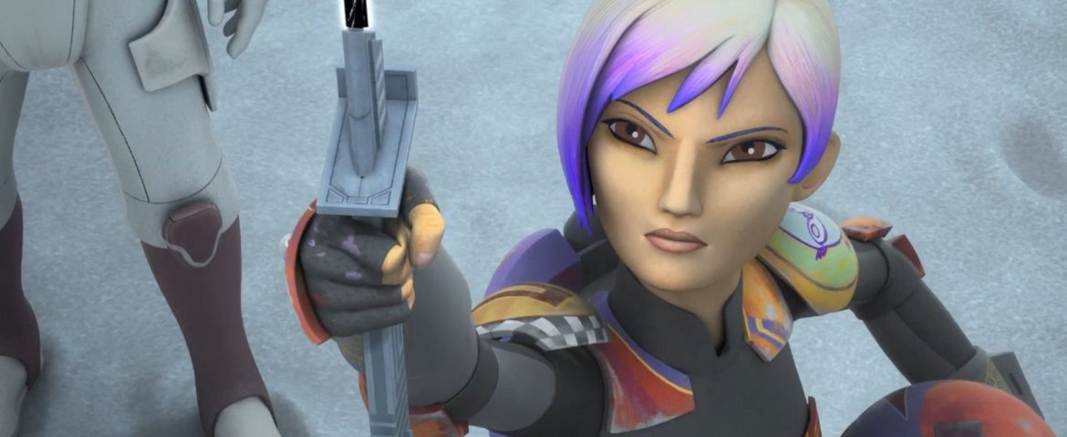 Star Wars Rebels Season Three Blu-ray Clips Available Now!