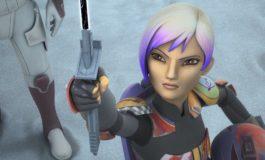 Star Wars Rebels Season Three Blu-ray Review