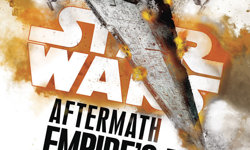 Audiobook Review: 'Aftermath: Empire's End' by Chuck Wendig, Read by Marc Thompson