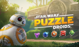 Star Wars: Puzzle Droids Available Now for Mobile Devices