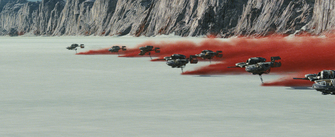 Disney's Newest Star Tours Adventure Ties in to 'Star Wars: The Last Jedi'