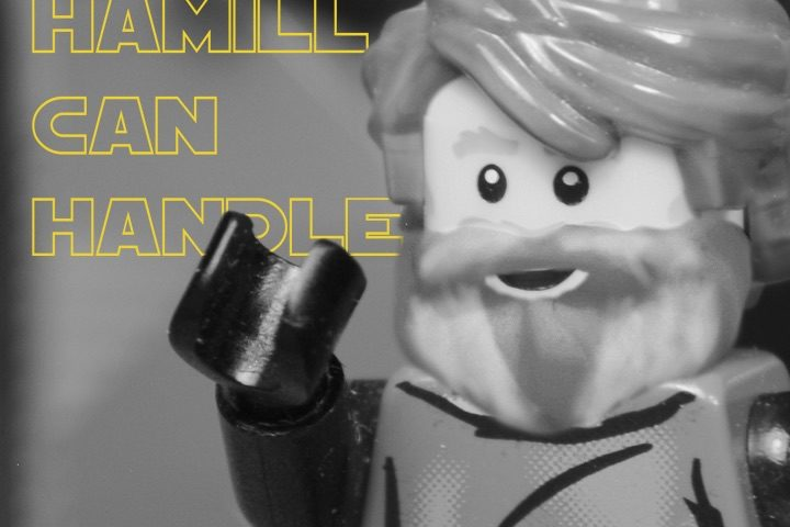 """Check Out the Official Video for """"Mark Hamill Can Handle"""" by Chris Cape!"""