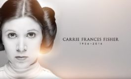 VIDEO: A Tribute to Carrie Fisher
