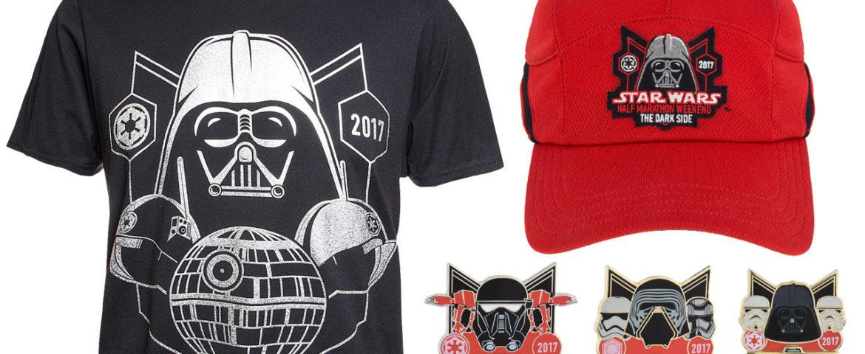 Commemorative Items for the Star Wars Half Marathon — The Dark Side Revealed